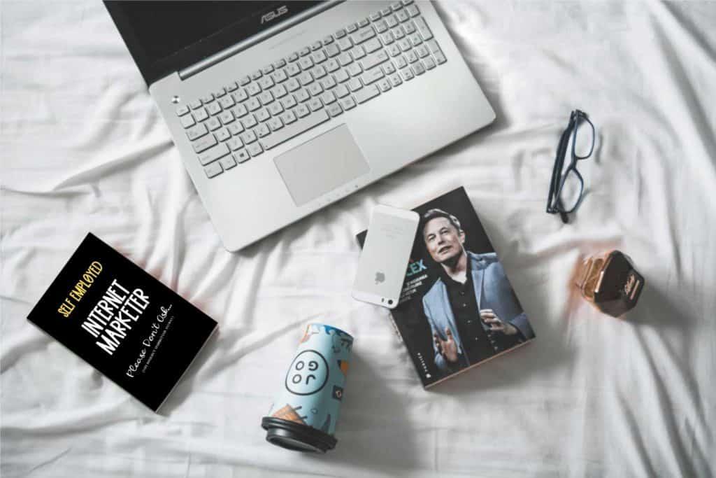 Internet Marketers Notebook