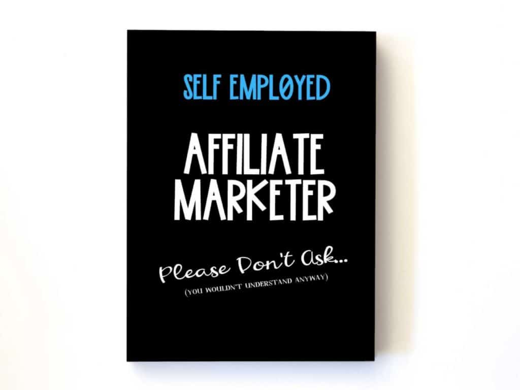 logbook for affiliate marketer