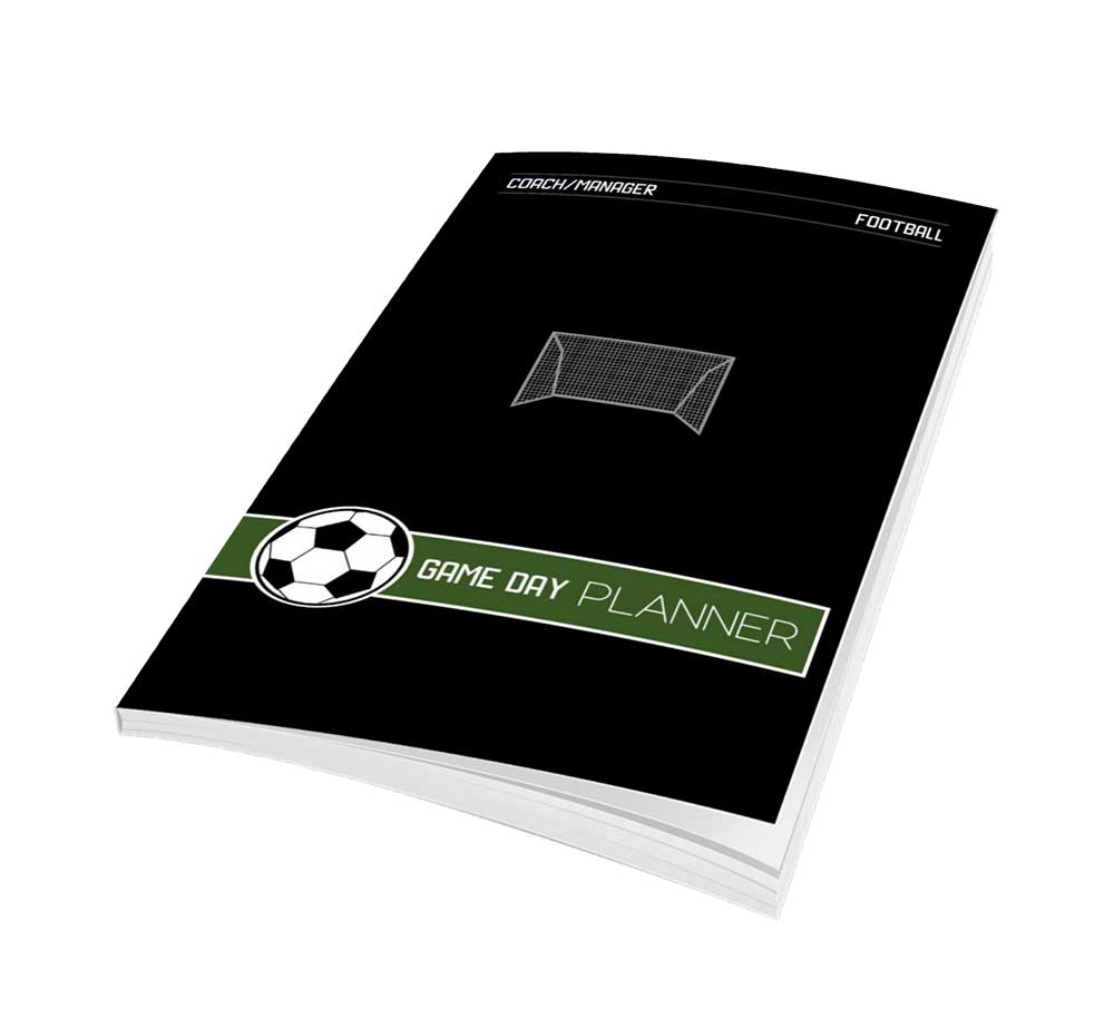football match day notebook
