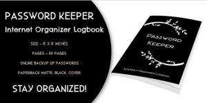 internet organizer logbook
