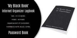 My black book of passwords