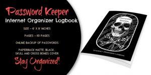 password keeper logbook