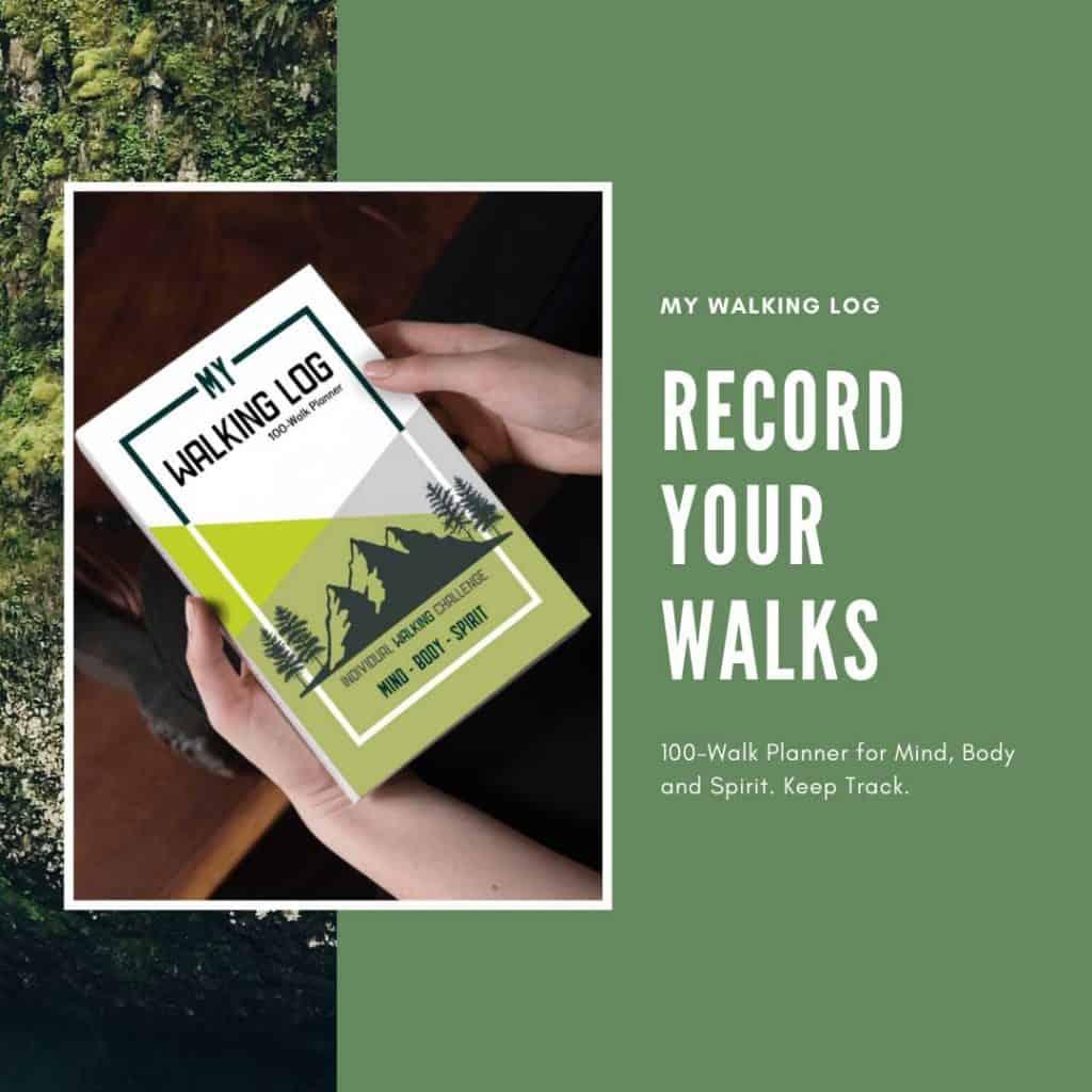 walking log for fitness