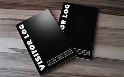 visitor logbook for small businesses