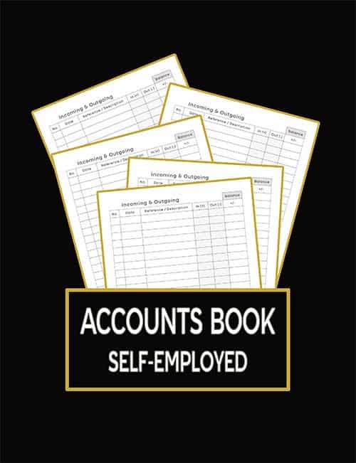 ACCOUNTS BOOK FOR SMALL BUSINESS and home based sellers