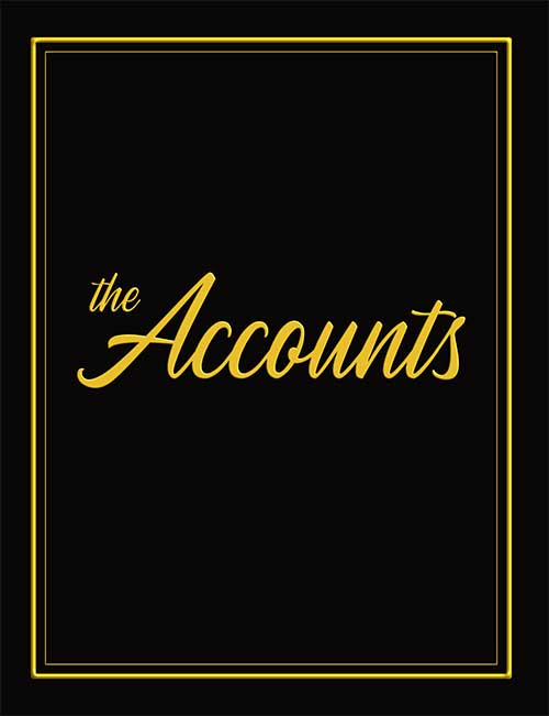 Accounts Ledger home based