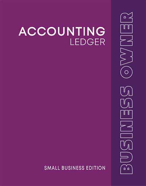 Accounting Ledger for Business Owners