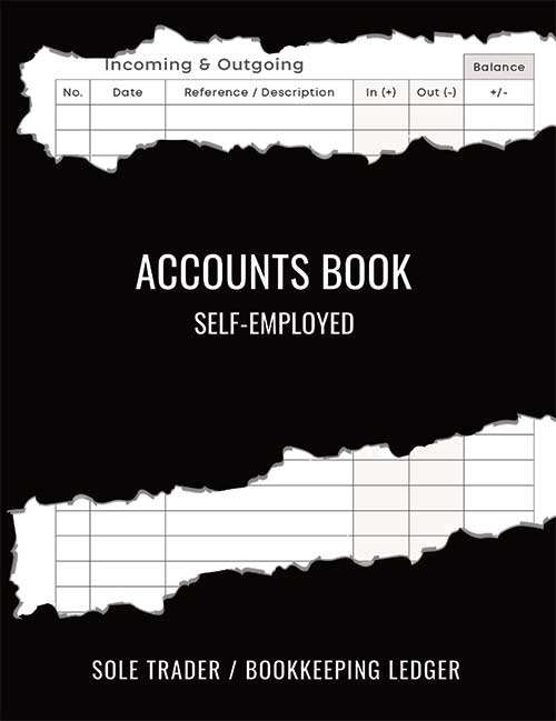 Accounts Book for Sole Traders