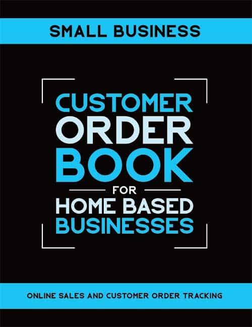 sales order log book