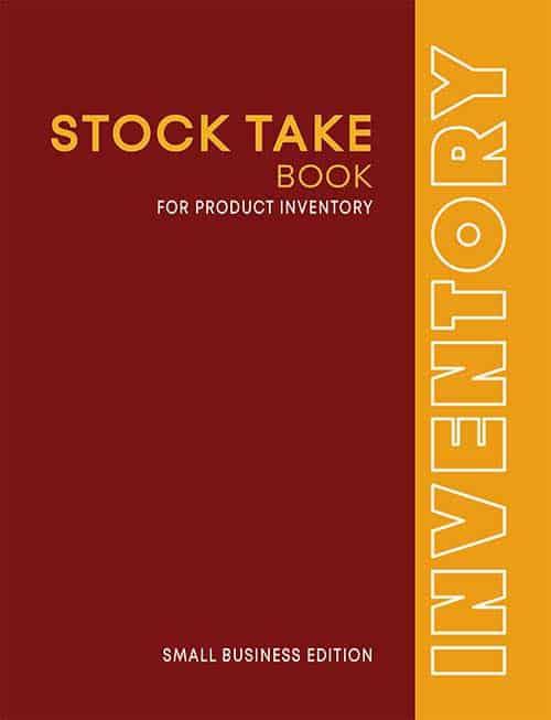 Stock Taking Book