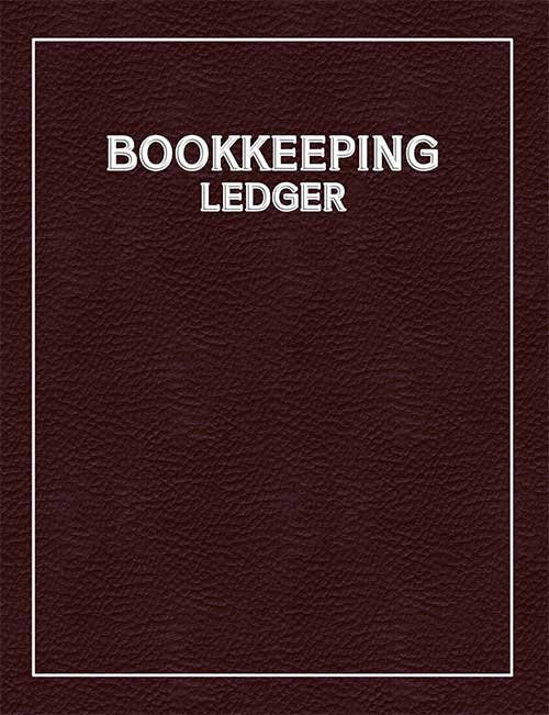 bookkeeping ledger for small businesses